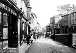 Penryn, Street 1890