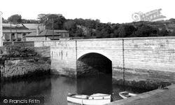 Penryn, The Bridge c.1960