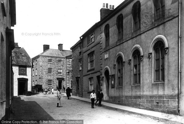 Photo of Penryn, The Church Institute 1897