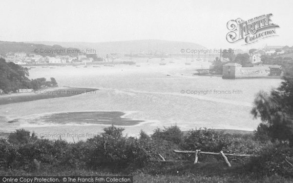 Photo of Penryn, The Harbour 1890