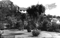 Penryn, The Park c.1955