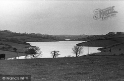 Penryn, The Reservoir c.1955