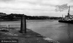 Penryn, The River Penryn c.1960