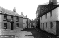 Penryn, The Square 1904