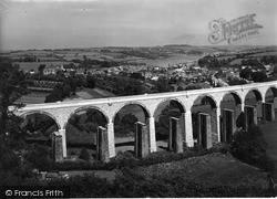 Penryn, The Viaduct c.1955