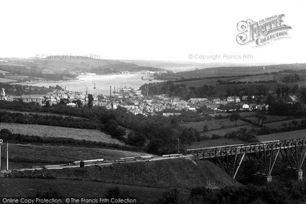 Photo of Penryn, Viaduct 1890