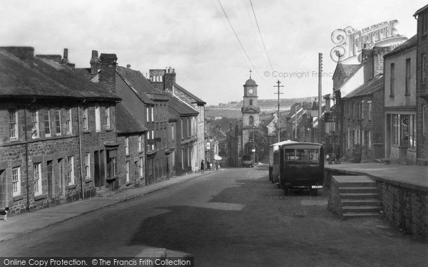 Photo of Penryn, West Street c.1932