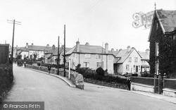 Penryn, Western Place c.1933