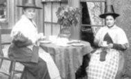 Pensarn, Women In Welsh Costume 1895