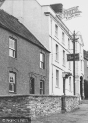 The George And Dragon c.1955, Pensford