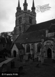 Penshurst, Church c.1950
