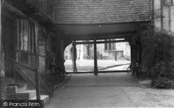 Penshurst, Church Entrance Arch 1939