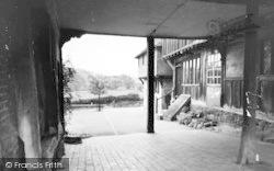Penshurst, Church Walk c.1955