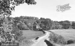 Penshurst, General View c.1955
