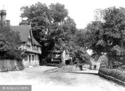 Penshurst, Village 1891