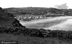 Pentewan, View From The First Stile c.1955