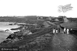 Pentire, 1918, West Pentire