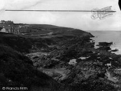 Pentire, 1928, West Pentire