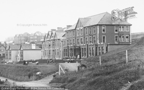 Photo of Pentire, Bay Hotel 1928