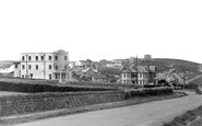Pentire, Fistral Bay Hotel c1955