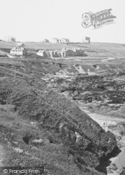 Pentire, Hotels 1930