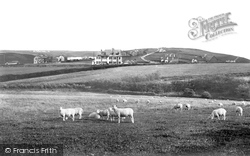 Pentire, National Children's Home 1918, West Pentire