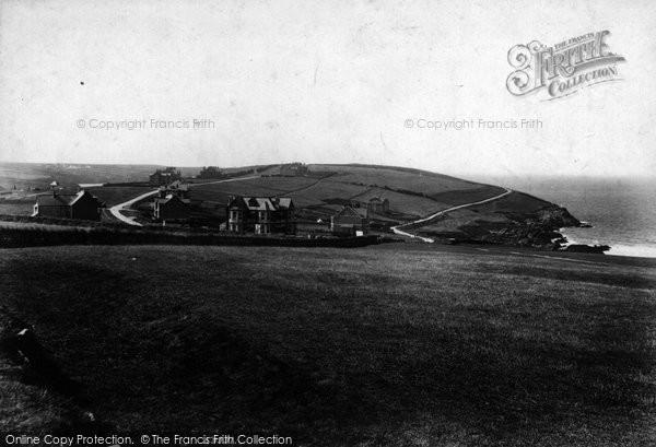 Photo of Pentire, Pentire Head 1907
