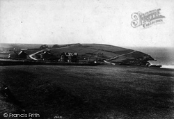 Pentire, Pentire Head 1907, West Pentire