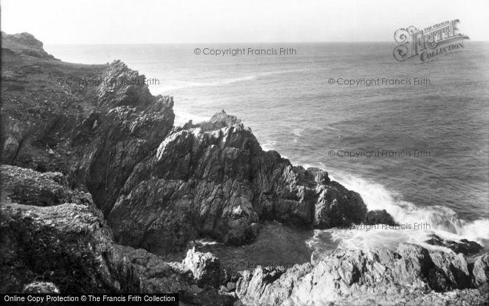 Photo of Pentire, Pentire Head 1918