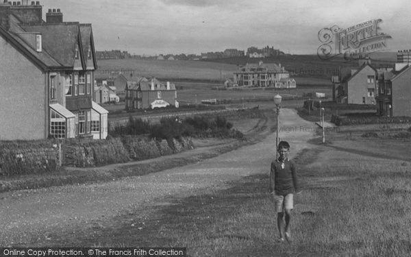 Photo of Pentire, The Village 1918