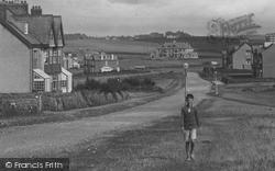 Pentire, The Village 1918, West Pentire