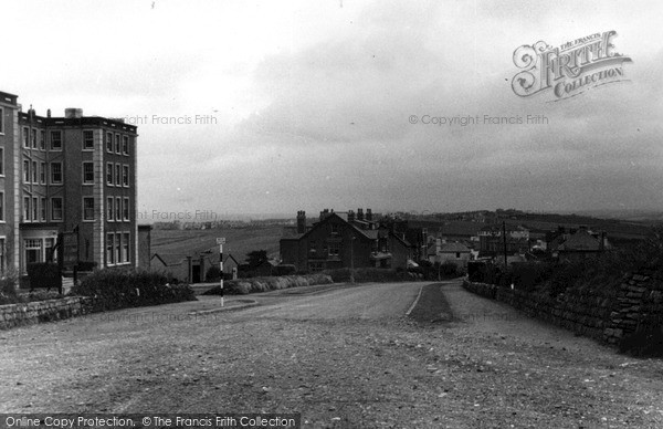 Photo of Pentire, View From Gannel Road c.1955