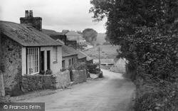 Pentraeth, A Pretty Corner c.1933