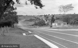 Pentraeth, Amlwch Road 1961