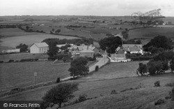 Pentraeth, General View c.1933
