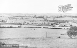 Pentraeth, General View c.1955