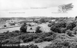 General View c.1960, Pentraeth