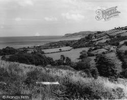 Pentraeth, Llanddona 1961