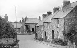 Pentraeth, Lower Village c.1933