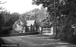 Pentraeth, Plas Gwyn Lodge 1936