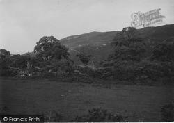 Pentraeth, The Purple Mountain 1936
