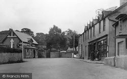 Pentraeth, Village c.1933