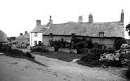 Pentre Halkyn, the Square c1955