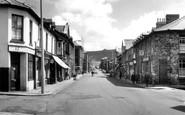 Pentre, Llewelyn Street c1965
