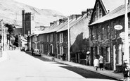 Pentre, Carne Street c1965