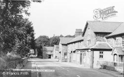 Pentre Voelas, The Village c.1960