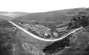 Ruthin, the Horse Shoe Pass 1914