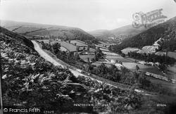 Pentredwr, The Village 1914