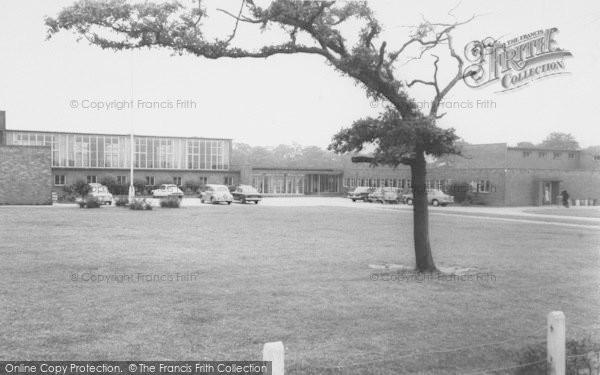 Photo of Penwortham, The Secondary Modern School c.1965