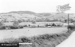 Penybontfawr, Dol Afon c.1960